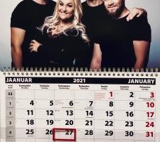 SVB Kalender 2021